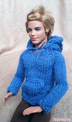 Свитера для наших мальчиков) - Гардероб для куклы - Страна Мам