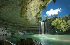 Hamilton Pool, Texas (EUA)