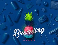 """Check out new work on my @Behance portfolio: """"Meaww Branding"""" http://be.net/gallery/63356291/Meaww-Branding"""