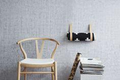 Wishbone chair |na sua lua