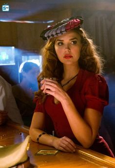 """The Vampire Diaries episode 4x08  We'll Always Have Bourbon Street"""" -- Pictured: Arielle Kebbel as Lexi  -- Photo: Bob Mahoney/The CW -- © 2012 The CW Network, LLC. All rights reserved."""