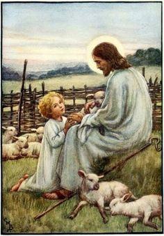 Child and Jesus