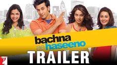 bachna ae haseeno trailer - YouTube