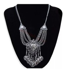 New large Boho necklace New in manufactures plastic large boho necklace Jewelry Necklaces
