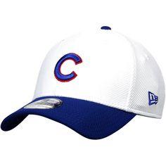 13fb605839b Chicago Cubs New Era 2-Tone Diamond Era 39THIRTY Flex Hat - White Royal