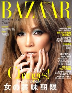 HARPER'S BAZAAR JAPAN | JULY 2009