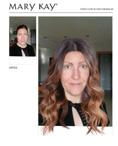 Acabo de cambiarme el look GRATIS con el Maquillaje Virtual Mary Kay®. ¡Pruébalo tú misma y compártelo con todos tus amigos!