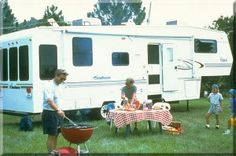 Pluses of RV Camping Posted on July 12, 2013