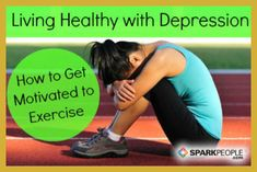 Whether you're suffering from the winter blues or clinical depression, these tips will help you stick to your healthy lifestyle, even on your darkest days. via SparkPeople - EXERCISE AND HEALTH Nerd Fitness, Fitness Tips, Leiden, Triathlon, Weight Loss Motivation, Fitness Motivation, Exercise Motivation, Health And Wellness, Health Fitness
