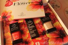 Vogue at Breakfast: Wild Flowers - TNS Cosmetics