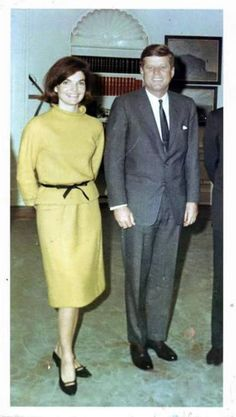 This is said to be Jackie's favorite photo of them, October 1963.