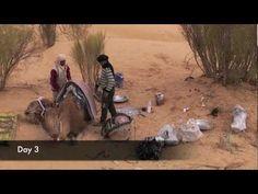 Sahara Desert Trek Tunisia - Part 1 - YouTube