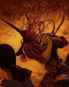 Warhammer: The Edge of Night by reau on deviantART