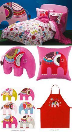 cottonbox - bed linen :: Quilt Cover Sets, kids bed linen, Duvet Cover Sets, Buy bed linen, quilt sets, comforter, bed linen Australia - Abbey Quilt Cover Set by Kas Kids