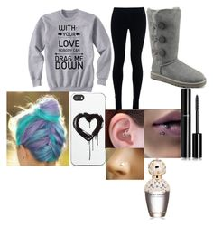 """""""With Your Love"""" by chloe-775 ❤ liked on Polyvore featuring NIKE, UGG Australia, Zero Gravity, Chanel and Marc Jacobs"""