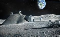 Lava Tube Openings Found Near the Moon's North Pole - Universe Today