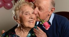 It's never too late! woman finds love for the very first time (with a toyboy! Age Difference, The Power Of Love, Love Couple, Toys For Boys, Happily Ever After, Old Women, Year Old, Never, Just Love