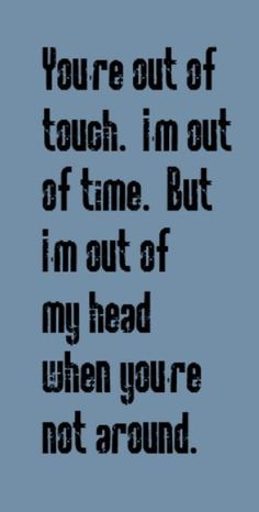 Hall & Oates - Out of Touch - song lyrics, music lyrics, song quotes, music quotes, songs