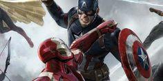 Nuevos Afiches de Capitán América: Civil War