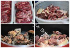 Resep Steak Iga dengan Saus Coklat JTT
