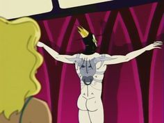 Venture Bros / The Monarch / The mighty MONOTOR