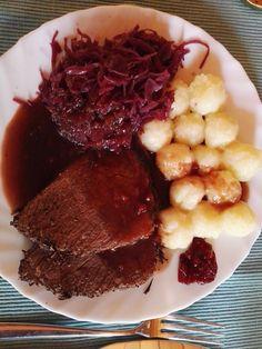 Rotwein-Balsamico-Rinderbraten mit feiner Brandy-Marsala-Note, ein tolles Rezept aus der Kategorie Schmoren. Bewertungen: 2. Durchschnitt: Ø 3,5.