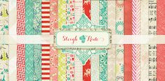 Crate Paper: Sleigh Ride