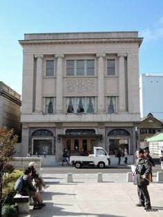 山吉ビル 川越市の看板建築
