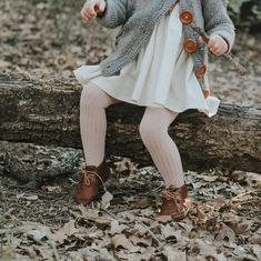 Neutral shades and grey tones. Ble knit tights and boots for toddler girl everyday tights for kids trendy tights for babies. Ddlers and kids winter accessories for children. Toddler Fall Fashion, Toddler Fall Outfits Girl, Toddler Christmas Outfit, Girls Winter Outfits, Girls Christmas Outfits, Toddler Girl Style, Little Girl Outfits, Kids Outfits, Toddler Girls
