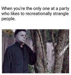 "14 Ultra-Spooky Memes Just In Time For Halloween - Funny memes that ""GET IT"" and want you to too. Get the latest funniest memes and keep up what is going on in the meme-o-sphere. Halloween Tags, Halloween 2018, Halloween Quotes, Funny Halloween, Halloween Cupcakes, Scary Movies, Horror Movies, Movies 14, Jiu Jitsu"