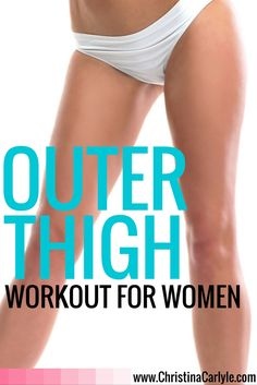 Do you have fat on your outer thighs?Do your 'saddlebags' make you self-conscious? Would you like to leaner, tighter thighs? If so, you are in the right place!