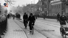 Breve historia sobre el origen de los carriles para las bicicletas en Holanda (video)
