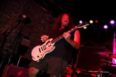 Woodie Weatherman of Corrosion of Conformity.
