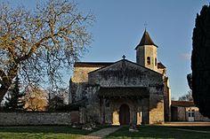 Église Saint-Pierre-ès-Liens Secondigné sur Belle 79