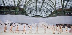 Chanel at Le Grand Palais.