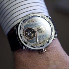 #DeWitt Twenty-8-Eight #Tourbillon wristwatch by aintnorocketscience