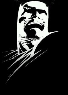 Batman by Frank Miller.