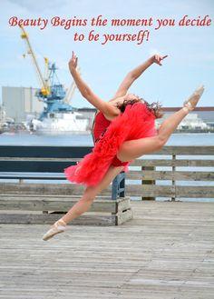 Ballerina, Red, dancer, faceityourbeautiful.com