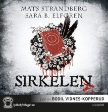 "Strandberg & Elfgren - ""Sirkelen"" (audio edition, read by Bodil Vidnes-Kopperud)"
