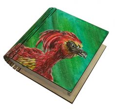 Harry Potter Hogwarts Phoenix Fawkes Hand Painted Wooden Box  Jewelry Box  Keepsake Box  Gift Box  Memories Box  - See more at: http://www.estrina.com/JaNArt/p451#sthash.63FpvFTj.dpuf