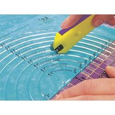 Sew Easy Quilt & Sew Ruler/Rotary Cutter For Quilting/Patchwork ... : quilt rulers for rotary cutting - Adamdwight.com