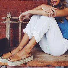 ALOHAS Sandals - womens leather sandals - Instagram // Nichify Username: alohassandals