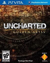 Uncharted Golden Abyss PS Vita Game