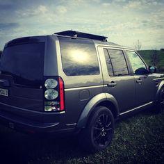 Range Rover Discovery, Graphite, Car, Graffiti, Automobile, Autos, Cars