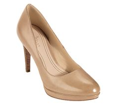 nude pump - Cole Haan with nike air