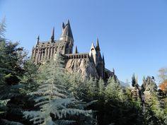 Universal Studios Hogwarts harry-potter-fan
