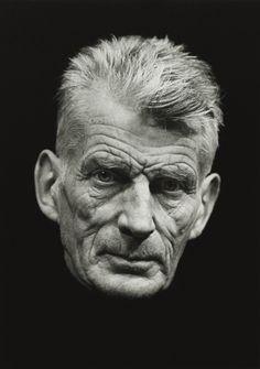 John Haynes - Samuel Beckett, 1973.