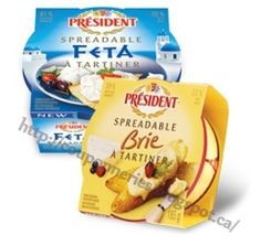 Coupons et Circulaires: 2,99$ Fromage à Tartiner BRIE Président Brie, Snack Recipes, Snacks, Grocery Coupons, Pop Tarts, Feta, Chips, Desserts, Cleaning