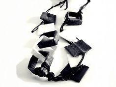 square mix - necklace