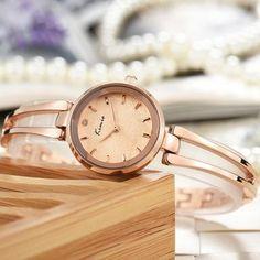 2017 Famous Kimio Brand Quartz-watch Women bracelet wristwatches ladies dress Casual clock luxury Relogio Feminino with Gift Box